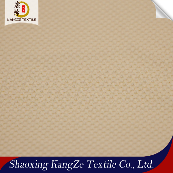 high quality and comfortable single pique polo knitted fabric