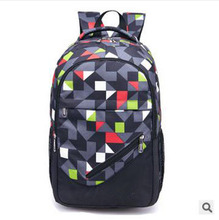 Men's Backpacks Travel Classical Leisure Design Teenagers Laptop School Student Bag