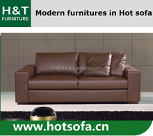 Vintage leather italian collection classic design sofa furniture