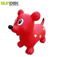 SUNDSK pvc inflatable animal toy