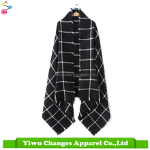 Chinese Supplier for Wool Shawl Plaid Blanket Scarf