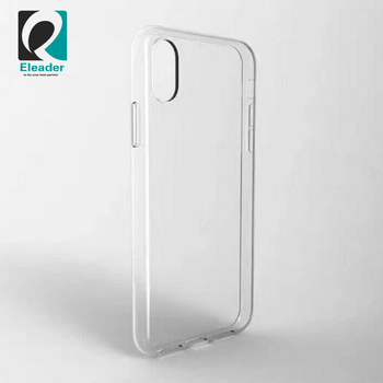 For new iphone 8 transparent case cover wholesale
