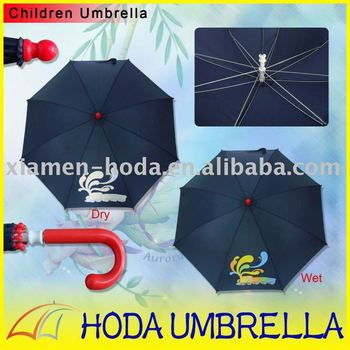 17'' * 8K color-changing children umbrella.