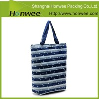 wholesale cloth heavy duty custom printed vinyl shopping bags