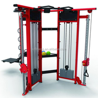 Crossfit equipment/Multi Station Crossfit gym equipment crossfit rig for sale