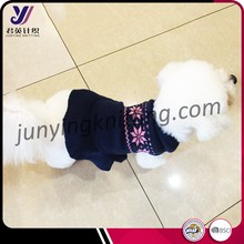 Custom wholesale dog clothes cute pet apparel dog dresses