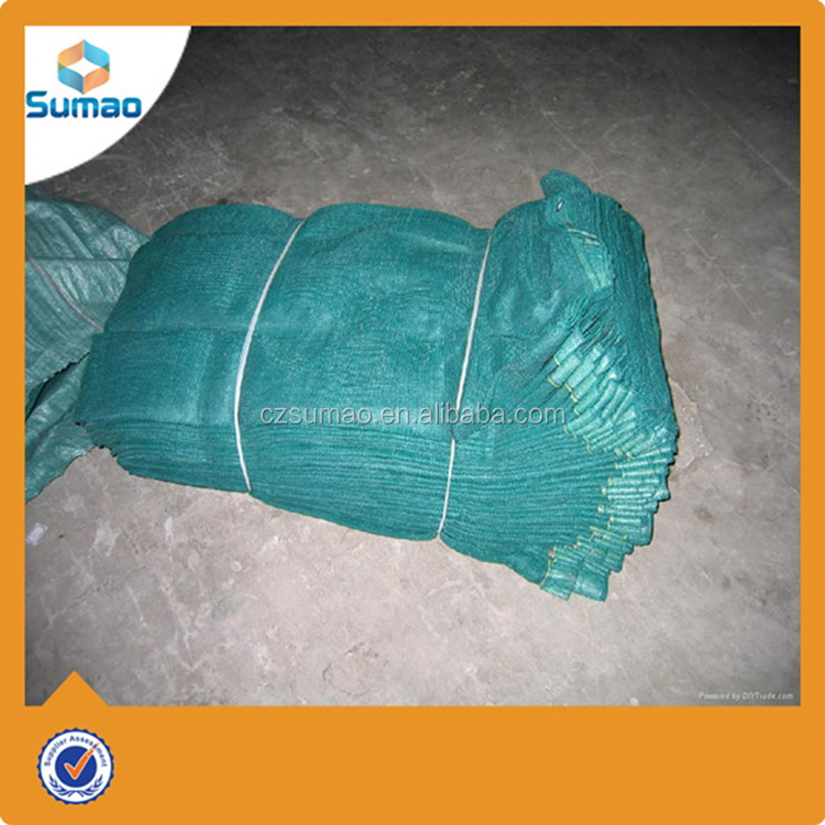 Modern latest scaffold knotless mesh safety netting