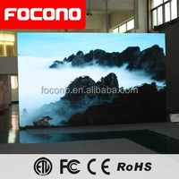 Wide Viewing Angel Indoor SMD P8 LED Display Screen