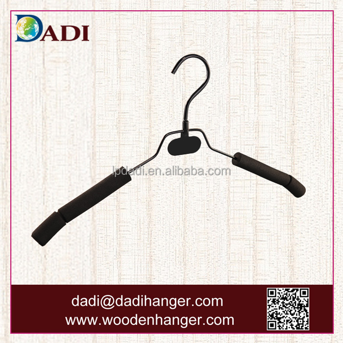 Foam Coated Wire Clothes Hanger
