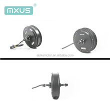 mxxus V3 72v 3000w electric hub motor wheel scooter with double hallsensor