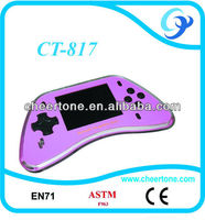 electronic handheld tv game player,color screen game player for kids