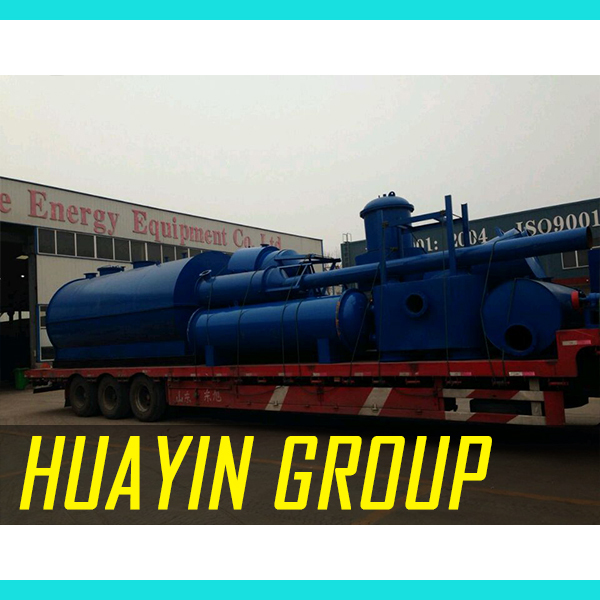 High Oil Rate wax distillation machine