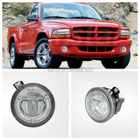 2-in-1 DRL Light for Dodge 01-04 Dakota/01-03 Durango DRL Fog light For Dodge Fog lamp Angel Ring with CE E-MARK SAE DOT