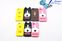 Chinese goods wholesales silicone mobile phone case phone case cover
