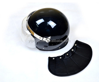 Combat Helmet with visor Anti Riot Helmet