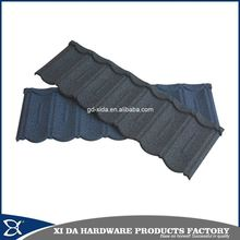 Modern pattern corrugated galvanized steel roofing tile