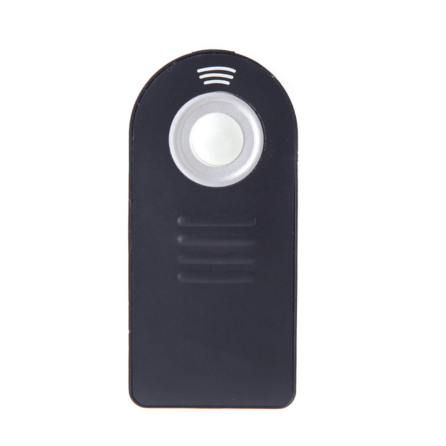 4pcs/lot IR Wireless Infrared Shutter Remote Control for Canon 60D 400D 450D 550D 600D Rebel XTi XSi T1i DSLR Camera