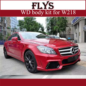 Body kit for CLS W218 W219. WD body kit for W218 W219. Perfect fitment and excellent quality