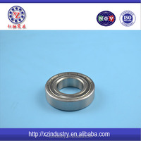 China manufacturer 9x22x7 bearing shielded miniature ball bearing with high quality