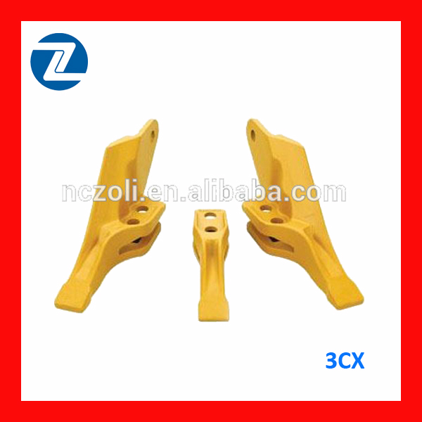 3CX/3DX Tooth Point bucket tips excavator G.E.T Parts for India market