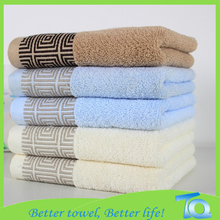 B Grade Cotton Towel With Cheap Price for Bathroom