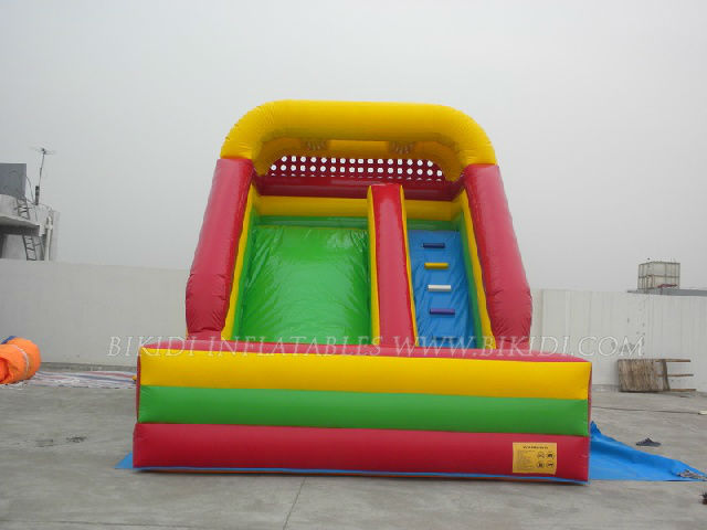 inflatable slide, commercial inflatable slide for outdoor use B4063