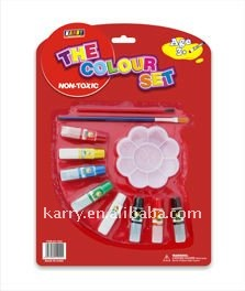 8 color acrylic paint for kids passed Target ,K-mart , Walmart and BSCI audit