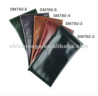 sunglass soft leather case