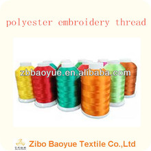 polyester glow in the dark embroidery thread wholesale