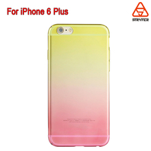 for iphone 6pluS color changing phone case ,Hard anti-scratch with color case for iphone 6 plus cover
