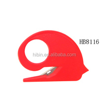 Super Plastic Safety Cutter Knife for Supermarket(HB8116)