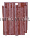 shingle clay roof tiles