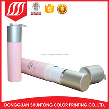 waterproof Exquisite round gift box cardboard paper tubes