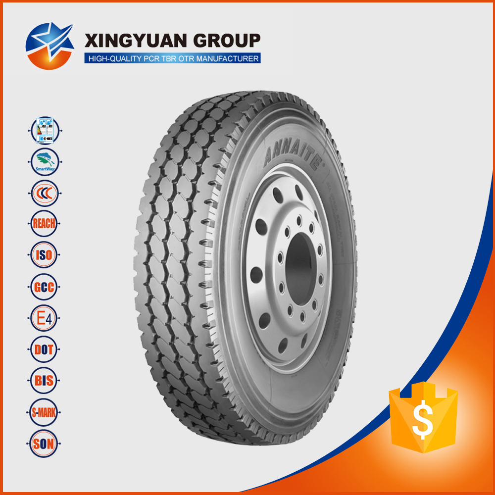 Suitable for all wheel positions new import china goods truck tire