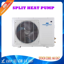 OEM/ODM Offered Residential Mini Split Heat Pumps Water Heater With Famous Compressor