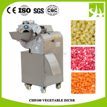 Vegetable Carrot Potato Radish Dicing Machine Dicer Cube Cutter to dicing machine cutting potato in 5 mm and 10 mm