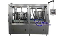 MIC-24-6 Monoblock 2-in-1 beer canning machine beer can seaming machine can filling machine 3000-5000CPH with CE