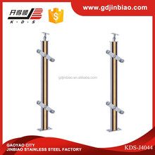 Stainless Steel And Wood Handrail,Railing,Baluster(KDS-J4044)