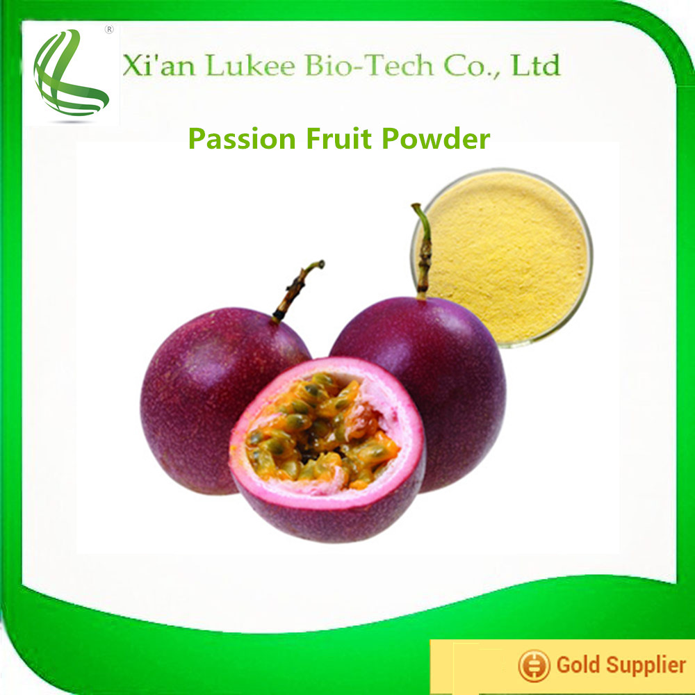 Herbal Powder Supplier Passion Powder from Passion Flower or Passion Fruit
