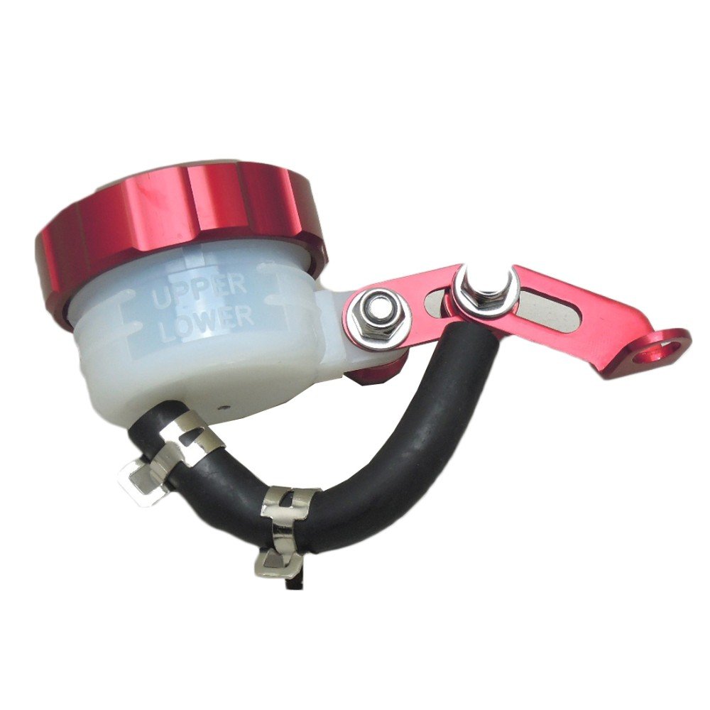 Motorcycle Fluid Bottle Front Brake Reservoir brake fluid reservoir For HONDA CBR600RR CBR1000RR CBR600F