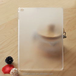 OEM factory Clear PC case unbreakable protective case for ipad for ipad 4 case
