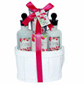 Popular Body Works Bath Gift Set Perfumed Shower Gel Bubble Bath Body Lotion Bath Salt for Mother's Day in Wooden Basket