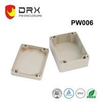 ODM OEM waterproof grade ip55 ip65 ip67 ip68 plastic aluminum metal polyester enclosure for pcb electronic device enclosure box