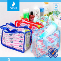 2014 Fashion bulk cheap PVC waterproof cosmetic bag