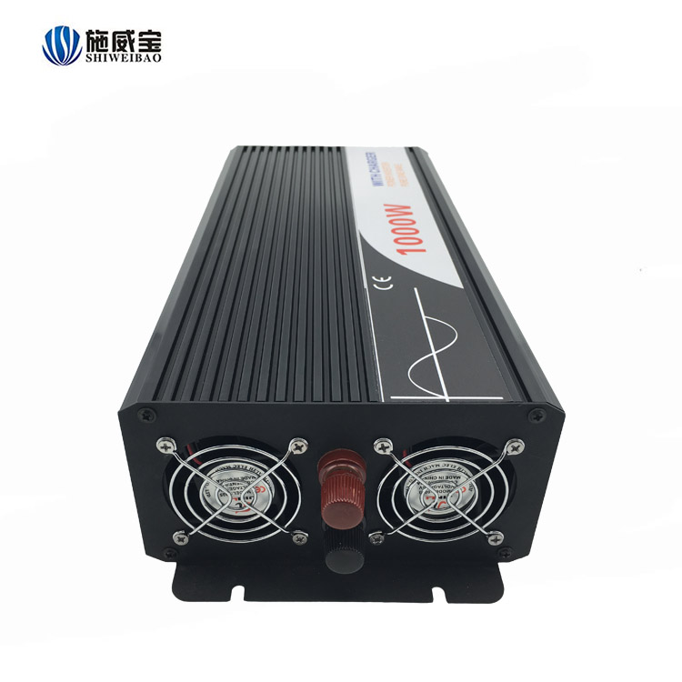 Pure Sine Wave Inverter With Charger No Battery And UPS Function