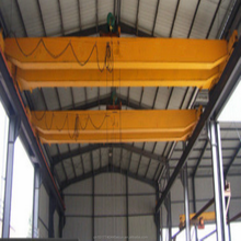 Double girder launcher crane for sale