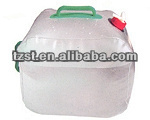 20L PVC Folding water container F-03-301
