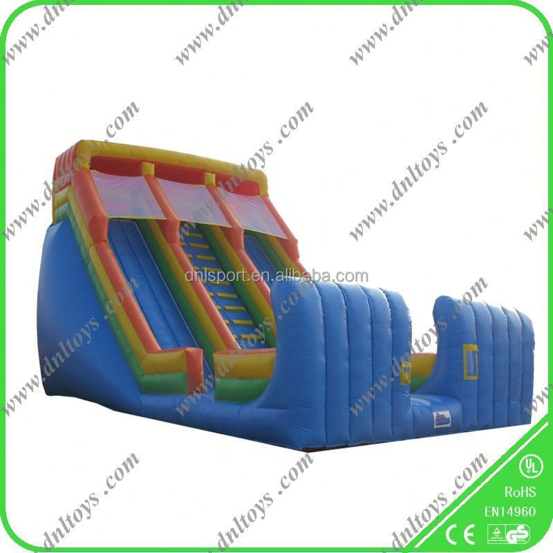 inflatable water slides wholesale