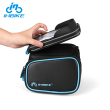 High Quality Bike Riding Bike Frame Front Tube Handlebar Bag Bicycle Saddle Bag