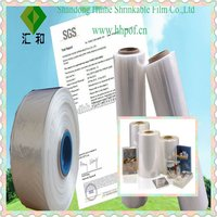 POF Shrink Film Book Cover Film With SGS Approved